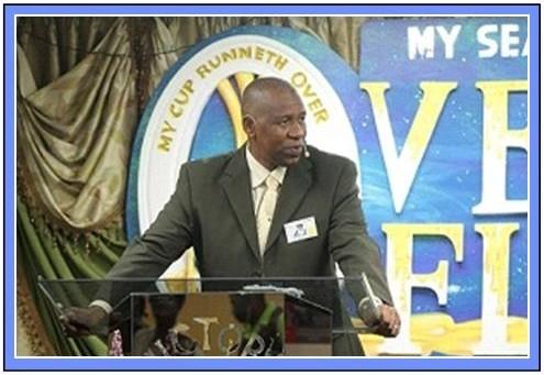Pastor Clarke - Conference Final